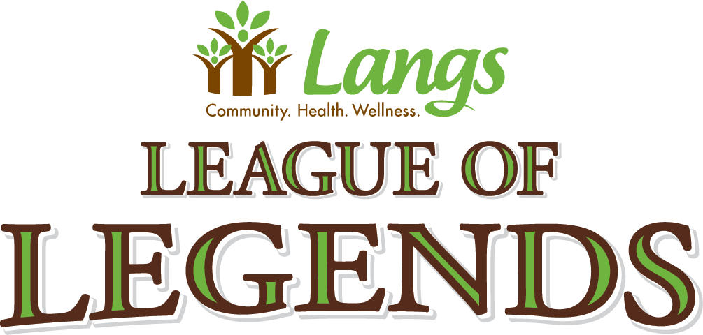 Langs League of Legends Logo